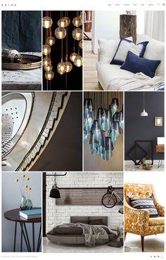 Craft a marvelous portfolio with Entré WordPress theme!  #wordpress #webdesign #theme #layout #architecture #architect #interiordesign #decor #homedecoration #portfolio #furniture