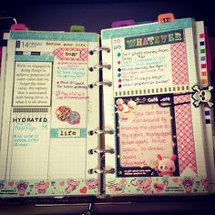 #ShareIG Some one sent me a buncha Kawaii stickies!!! #filofax #presents #diyfish