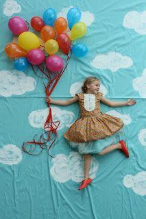 Eva Degravin: Te bezichtigen! Het zomerfeest kleed!