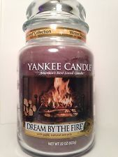 Dream By The Fire. Yankee Candle Winter Wonderland Collection 2014