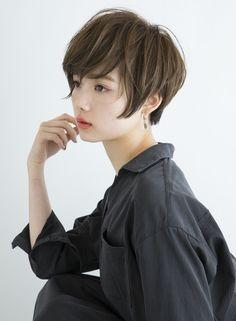 大人ショートヘア【HOULe】http://beautynavi.woman.excite.co.jp/style/detail/52114≪ #shorthair #shortstyle #shorthairstyle #hairstyle・ショート・ヘアスタイル・髪形・髪型≫