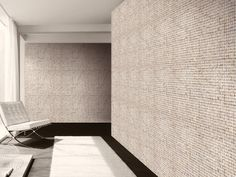 cocomosaic, coconut wall tiles, white patina
