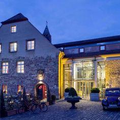 Das luxuriöse Hotel Kloster Hornbach heißt sie ♥-lich in der Pfalz willkommen ➤ Historische Architektur ✓ 33 Zimmer & Suiten ✓ Raffinesse im Detail ✓ uvm.