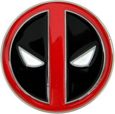 Deadpool en métal argenté boucle de ceinture MARVEL COMICS Film X MEN Dead Pool