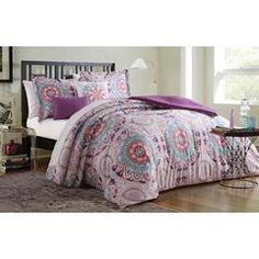 Essential Home 16 Pc Comforter Set Vintage Floral Kmart