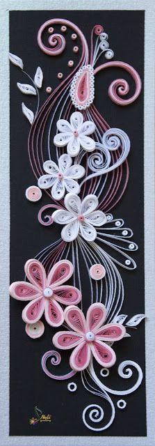 Quilling Ornament ~ Neli Quilling Art