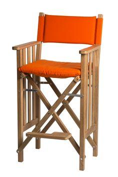 3287su+3355 High Captains chair. Ideal for on board. Hoge regisseursstoel