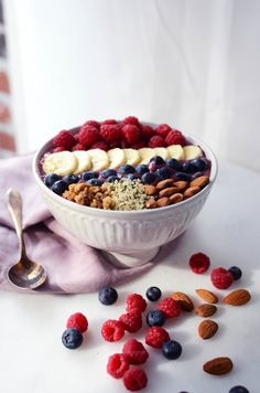 smoothie bowl.