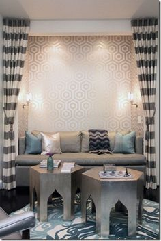 Build a sit down place in the closet by our back door for a cute mud room/nook area