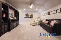 Little Rock Craftsman C2 Floor Plan - Bonus Room - Centerra Ridge - Evansville, IN