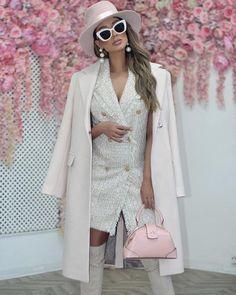 Fashion 2020, Girl Fashion, Luxury Fashion, Womens Fashion, Fashion Design, Classy Outfits, Chic Outfits, Fashion Outfits, Fashion Trends