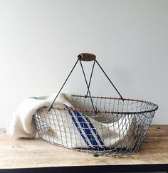 """Acquire terrific pointers on """"laundry room storage diy cabinets"""". They are actually offered for you on our website. Country Decor, Rustic Decor, Farmhouse Decor, Farmhouse Furniture, Vintage Farmhouse, Vintage Kitchen, Farmhouse Style, Potato Basket, French Baskets"""