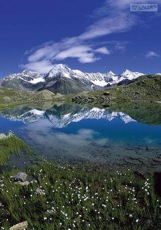 Wannenkarsee, Sölden im Ötztal - Tirol, Austria