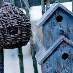 Bloomingville birdhouse