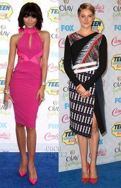 Teen Choice Awards 2014 Worst Dressed