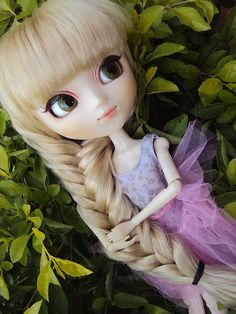 Madeline - pullip Tiphona by ThePrettyPrincess., via Flickr
