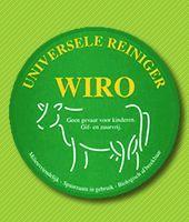 Wiro Universele Reinigingssteen /Universal reiniger / Zeepsteen - Fa Majoor Bussum