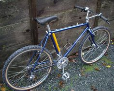 Ritchey MTB | Now with old school parts | Jon Williams | Flickr