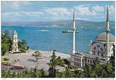 Dolmabahçe (1970'ler).