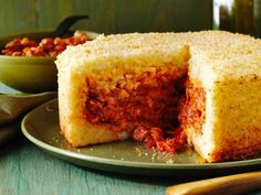 Get this all-star, easy-to-follow Sausage-and-Rice Timbale recipe from Food Network Kitchen