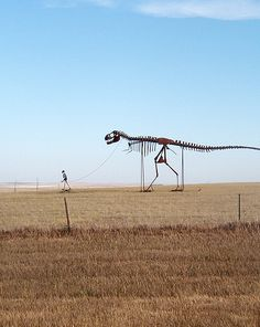 South Dakota Dinosaur