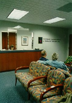 Medical office - Winthrop Hospital Thoracic Center
