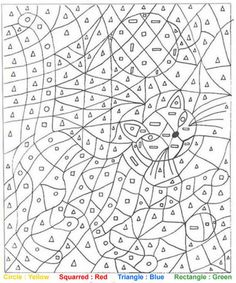 Color by Numbers Coloring Book . Color by Numbers Coloring Book . Sleepy Cat Color by Number Coloring Pages For Teenagers, Easy Coloring Pages, Cat Coloring Page, Coloring Pages To Print, Free Printable Coloring Pages, Coloring Pages For Kids, Coloring Sheets, Coloring Books, Colouring