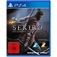 Sekiro Shadows die Twice PlayStation 4 DE Blitzversand Dark Souls 3, Bloodborne, Devil May Cry, Monster Hunter, Playstation, Ps4 Games, Videogames, Shadows, Pc Games