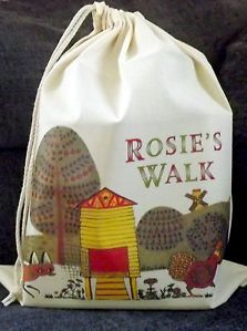 Pat Hutchins Rosie's Walk Story Sack Choose Your Own Story Sacks Inc Gruffalo The Very Hungry Caterpillar and Book Activities, Preschool Activities, Choose Your Own Story, Rosies Walk, Preschool Library, Literacy Bags, Story Sack, Interactive Read Aloud, Story Retell