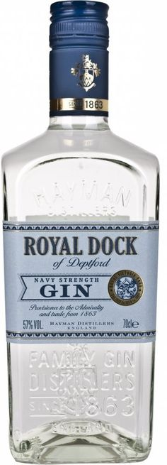 Hayman's Royal Dock Gin (1 x 0.7 l)