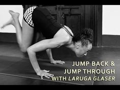 Jumpback and Jumpthrough with Laruga Glaser