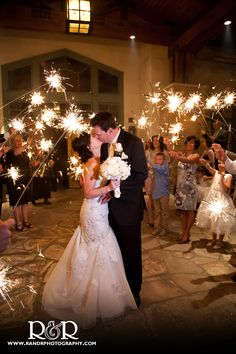Destination Wedding Event Planning Ideas and Tips Wedding Kiss, Sparkle Wedding, Wedding Sparklers, Gatsby Wedding, Glamorous Wedding, Wedding Night, Wedding Guest Book, Wedding Events, Dream Wedding