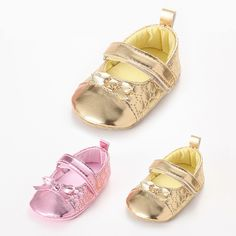 Ouro Rosa PU Couro Newborn Infant Toddler Bebê Meninas Princesa Mary Jane Arco Suaves Sapatos de Sola de Sapato Ballet Vestido de Primeira caminhantes em Primeiros Caminhantes de Mãe & Kids no AliExpress.com | Alibaba Group