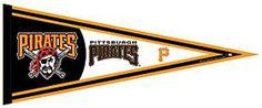 Pittsburgh Pirates Pennant