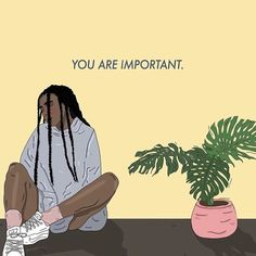 You are important. Feminist Quotes, Feminist Art, You Are Important, Badass Women, Fierce Women, Real Women, Body Love, Strong Women, Fit Women