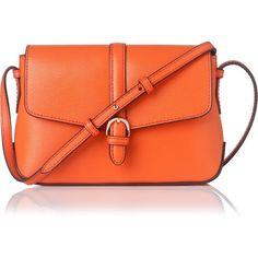 L.k. Bennett Pre-owned - Leather crossbody bag jU2uWOK