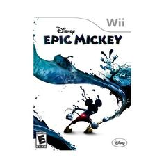 Disney - Disney Epic Mickey Nintendo Wii