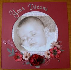 Your dreams - Scrapbook.com