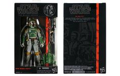 Boba Fett (Hasbro - Star Wars The Black Series Six Inch #06) - JediTempleArchives.com