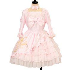 Angelic Pretty ☆ ·. . · ° ☆ Pink Dress https://www.wunderwelt.jp/brands/angelic-pretty/one-piece IOS application ☆ Alice Holic ☆ release Japanese: https://aliceholic.com/ English: http://en.aliceholic.com/