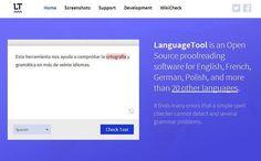 LanguageTool es una herramienta gratuita para comprobar nuestra ortografía y gramática en más de 20 idiomas. Con versión web, app de Escritorio y Firefox.