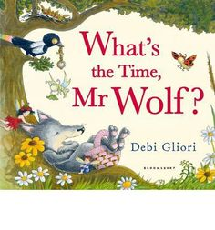 Mr Wolf is revealed to be not so big and not so bad as his reputation in this charming and inventive picture book