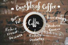 Black Coffee Benefits, Benefits Of Drinking Coffee, Drinking Black Coffee, Coffee Health Benefits, Coffee Drinks, Fat Coffee, Decaf Coffee, Coffee Uses, Coffee Type