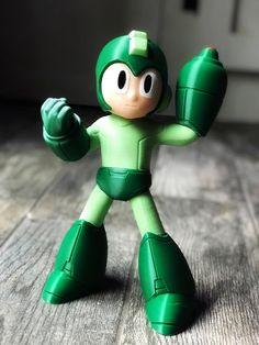 Megaman by Emmanuel Becerra