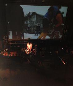 LIVE @ Artistitrenta by studio lulalabò + babydocfilm: Lastanzadigreta sonorizza City Veins (Il futuro del mondo passa da qui), di andrea deaglio (babydoc film) | LOVnight#6, 7.6.2014 torino