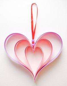Valentine's Craft: Shadow Hearts