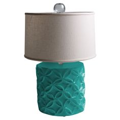 bedside lamps - or pink, or orange