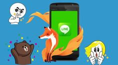 LINE vendrá preinstalado en los teléfonos Firefox OS que distribuya Movistar en Latinoamérica y España.