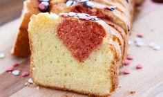 Kuchen mit Herz | Risotto & more #cake #heart #kuchen #herz #risottoandmore