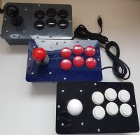 DIY Fight Stick For Raspberry Pi RetroPie Arcade, Raspberry, Triangle, Projects, Diy, Log Projects, Blue Prints, Bricolage, Do It Yourself